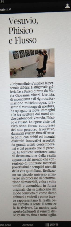 corriere del mezzogiorno 1 luglio 2012