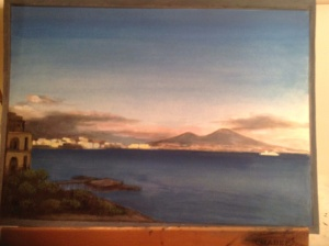 Ella Knight. Vinke, The Vesuvius